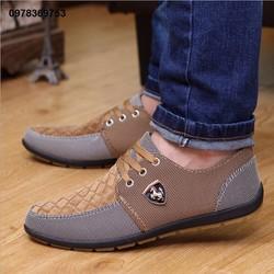 giày Công Sở Dạo Phố Đa Phong cách