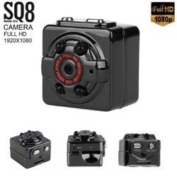 Camera Mini SQ8 Siêu Nhỏ - Hồng Ngoại Full HD 1080p