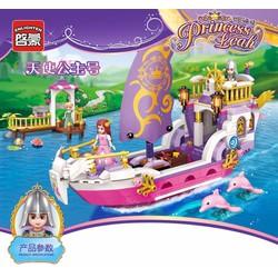 Hộp đồ chơi lắp ráp công chúa thiên sứ dành cho trẻ em mã 2609