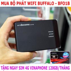 Cục Phát Wifi 3G 4G Nhật Bản - Thiết Bị Phát Wifi Ôto - Tặng sim 120GB