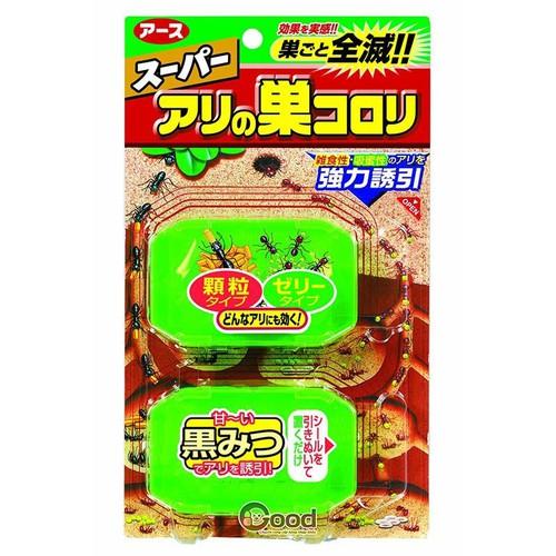 Thuốc diệt kiến Super Arinosu Koroki Nhật Bản vỉ 2 hộp - 5781390 , 9798145 , 15_9798145 , 200000 , Thuoc-diet-kien-Super-Arinosu-Koroki-Nhat-Ban-vi-2-hop-15_9798145 , sendo.vn , Thuốc diệt kiến Super Arinosu Koroki Nhật Bản vỉ 2 hộp