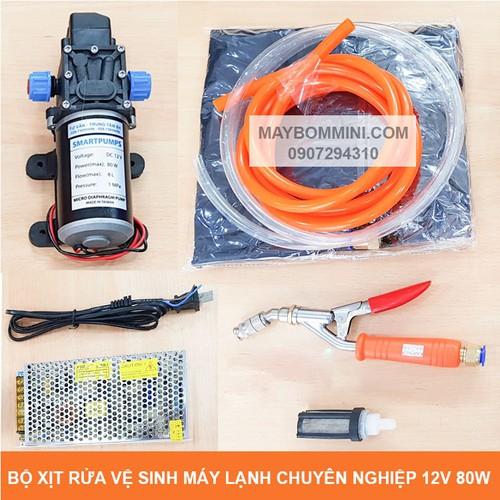 Bộ xịt rửa vệ sinh máy lạnh chuyên nghiệp 12V 80W - 10614910 , 9795255 , 15_9795255 , 1650000 , Bo-xit-rua-ve-sinh-may-lanh-chuyen-nghiep-12V-80W-15_9795255 , sendo.vn , Bộ xịt rửa vệ sinh máy lạnh chuyên nghiệp 12V 80W