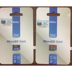 Thẻ nhớ Netac 32GB class 10