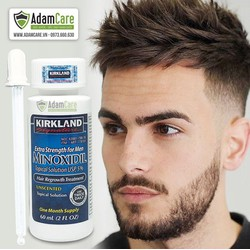 Thuốc mọc râu tóc Minoxidil