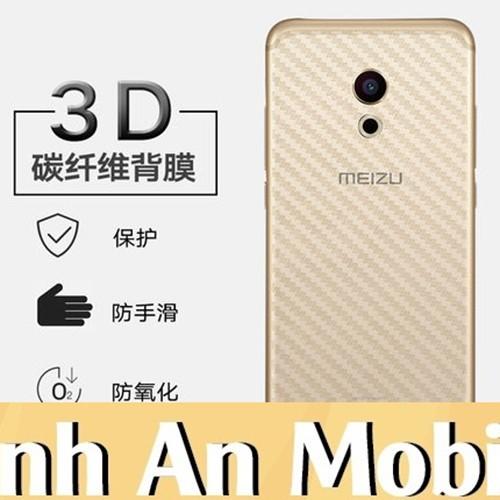 Miếng dán lưng carbon Meizu Pro 6