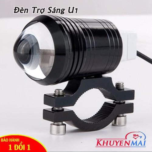 Đèn trợ sáng xe máy led U1 siêu sáng - 5775201 , 9788319 , 15_9788319 , 79000 , Den-tro-sang-xe-may-led-U1-sieu-sang-15_9788319 , sendo.vn , Đèn trợ sáng xe máy led U1 siêu sáng