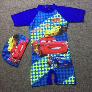Đồ bơi xe Cars cho bé trai - CC304 thumbnail