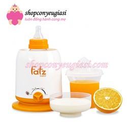 Máy Hâm Sữa 4 Chức Năng Không BPA FATZBABY FB3002SL - FB3002SL