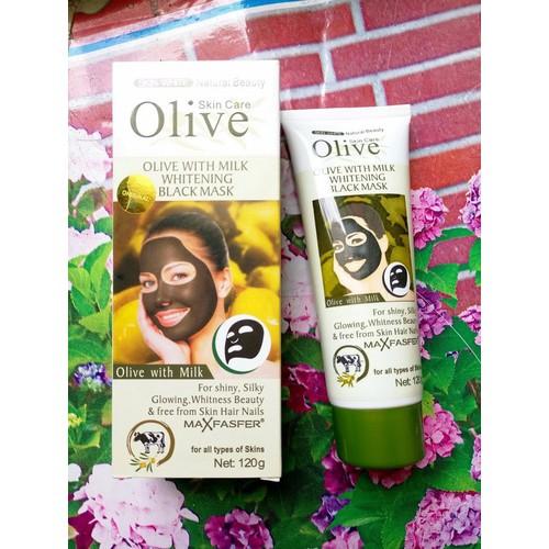 Mặt nạ lột mụn Olive