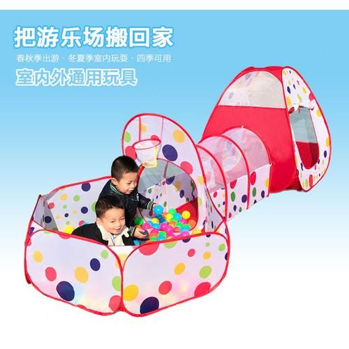 Lều bóng 3 khoang tặng kèm 100 bóng nhựa cho bé - 5789194 , 9813684 , 15_9813684 , 699000 , Leu-bong-3-khoang-tang-kem-100-bong-nhua-cho-be-15_9813684 , sendo.vn , Lều bóng 3 khoang tặng kèm 100 bóng nhựa cho bé