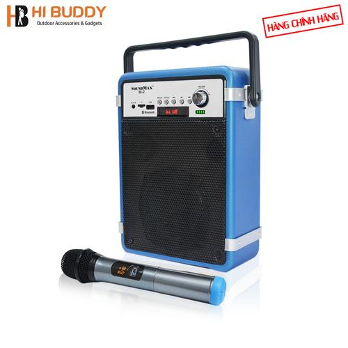 Loa du lịch soundmax m2 - 18951211 , 9807135 , 15_9807135 , 1475000 , Loa-du-lich-soundmax-m2-15_9807135 , sendo.vn , Loa du lịch soundmax m2