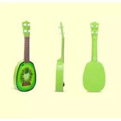 Giúp con phát triển trí não qua nhạc cụ ukulele hoa quả