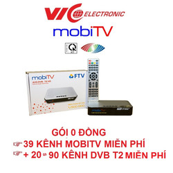 Truyền hình mặt đất MOBITV FTV-8888
