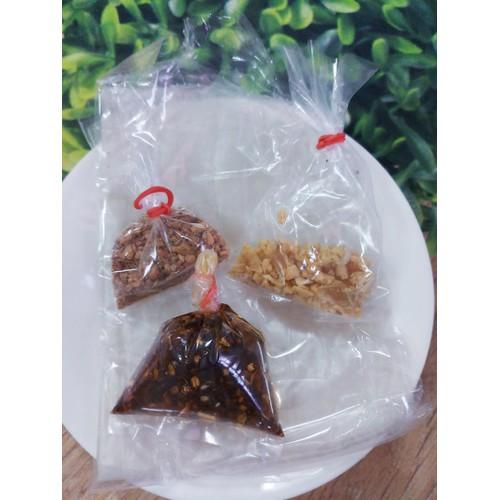 Freeship 150k- Combo 10 bịch bánh tráng sa tế tỏi phi Tây Ninh