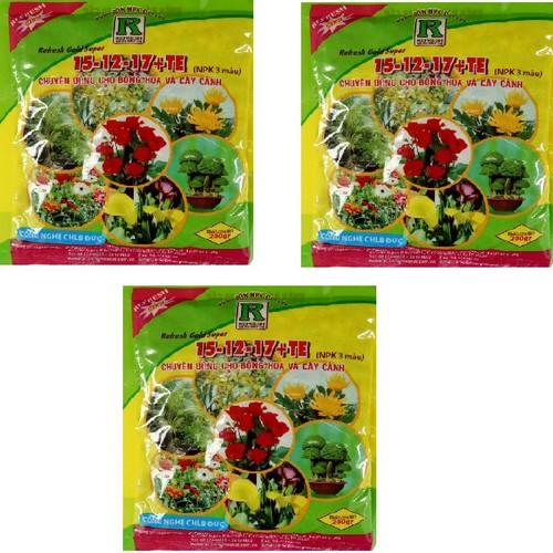 Bộ 03 Phân bón gốc NPK dùng cho hoa, cây cảnh Gold Super 200gr - 5787167 , 9808039 , 15_9808039 , 69000 , Bo-03-Phan-bon-goc-NPK-dung-cho-hoa-cay-canh-Gold-Super-200gr-15_9808039 , sendo.vn , Bộ 03 Phân bón gốc NPK dùng cho hoa, cây cảnh Gold Super 200gr