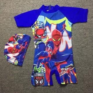 Đồ bơi spider man cho bé trai - CC305 thumbnail