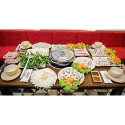 Buffet Lẩu chuẩn vị Thái Lan tại nhà hàng Bangkok Thái Cuisine