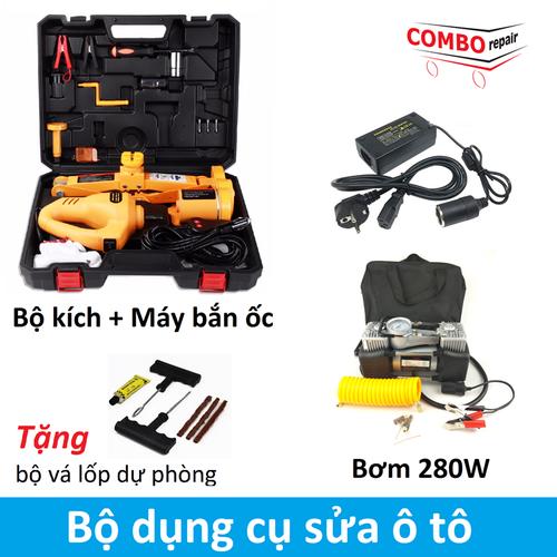 Bộ dụng cụ sửa chữa ô tô, thay lốp ô tô đầy đủ - 5784596 , 9802512 , 15_9802512 , 4699000 , Bo-dung-cu-sua-chua-o-to-thay-lop-o-to-day-du-15_9802512 , sendo.vn , Bộ dụng cụ sửa chữa ô tô, thay lốp ô tô đầy đủ