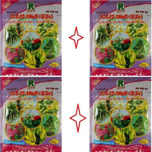 Bộ 04 Phân bón gốc NPK dùng cho hoa, cây cảnh Refresh Gold 200gr - 5787405 , 9808749 , 15_9808749 , 89000 , Bo-04-Phan-bon-goc-NPK-dung-cho-hoa-cay-canh-Refresh-Gold-200gr-15_9808749 , sendo.vn , Bộ 04 Phân bón gốc NPK dùng cho hoa, cây cảnh Refresh Gold 200gr