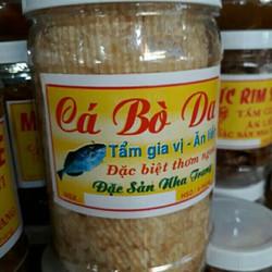 🎁🎁 Cá Bò Da nướng tẩm gia vị ăn liền Nha Trang 200gr - CÁ BÒ DA NƯỚNG