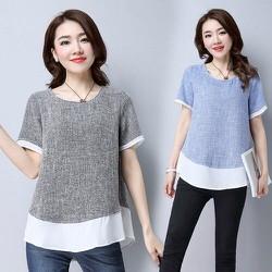 áo thun nử ngắn tay Hàn quốc