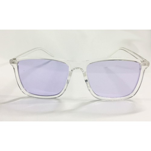 Mắt kính gọng nhựa trong suốt màu tím nhạt như hình - 5787874 , 9809838 , 15_9809838 , 39000 , Mat-kinh-gong-nhua-trong-suot-mau-tim-nhat-nhu-hinh-15_9809838 , sendo.vn , Mắt kính gọng nhựa trong suốt màu tím nhạt như hình