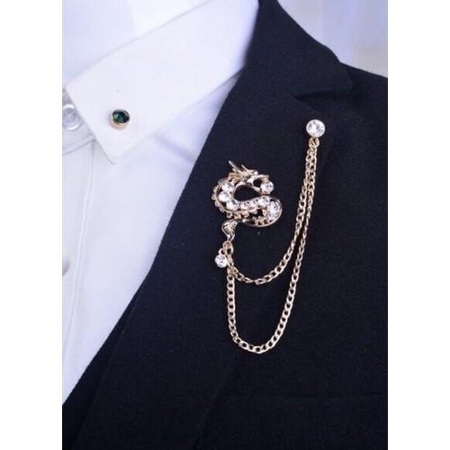 Brooch ghim cài áo nam cao cấp Rồng Vàng - 11105707 , 9807280 , 15_9807280 , 90000 , Brooch-ghim-cai-ao-nam-cao-cap-Rong-Vang-15_9807280 , sendo.vn , Brooch ghim cài áo nam cao cấp Rồng Vàng
