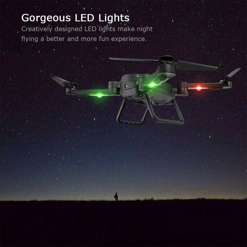 Máy bay điều khiển có cameraSkyhunter RC Quadcopter Drone flycam 10
