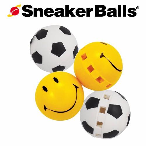 Combo 2 vỉ 4 bóng thơm khử mùi giày, túi xách Sneaker Ball