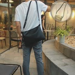 Túi xách nam đựng giấy tờ A4 giá rẻ, bền màu lại nhiều ngăn nhỏ