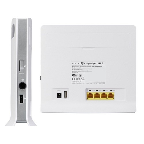 Bộ phát wifi 4G Huawei B593 Modem Wifi 3G 4G LTE 32 user