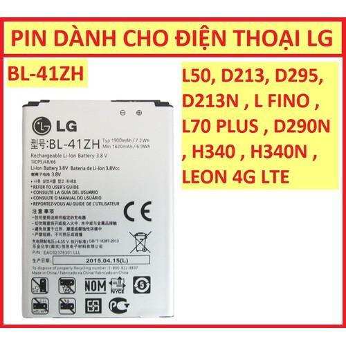 PIN LG D290N