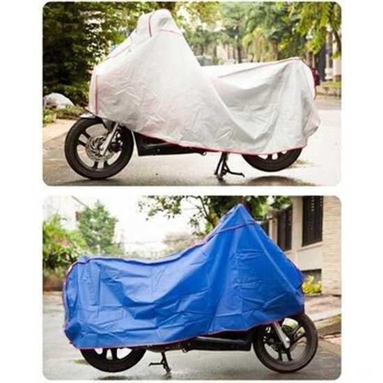 Bạt phủ xe máy chống nắng, mưa cho xe máy. 3
