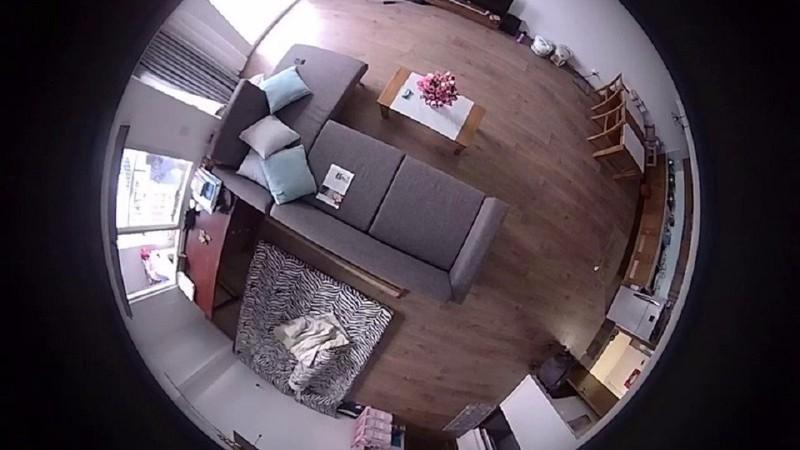 Camera IP Wifi Mắt Cá VR 360 Độ Yoosee 4