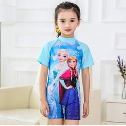 Set Đồ bơi bé gái Elsa