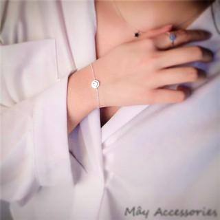 Combo vòng tay và nhẫn free size icon mặt cười - VN-0123 thumbnail