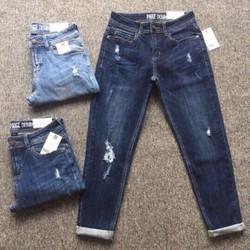 quần jeans baggy dài