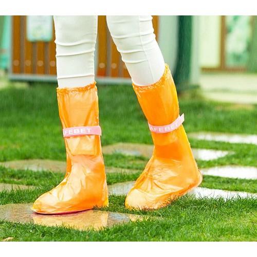Giày đi mưa chất liệu bằng nilong - 5024771 , 9819385 , 15_9819385 , 50000 , Giay-di-mua-chat-lieu-bang-nilong-15_9819385 , sendo.vn , Giày đi mưa chất liệu bằng nilong