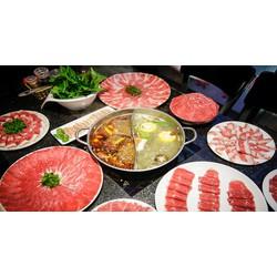 Buffet lẩu Hồng Kông tại nhà hàng Lẩu Ba Lý Vincom Phạm Ngọc Thạch  Tặng Taxi 1 chiều