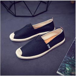 Giày lười vải nam G390
