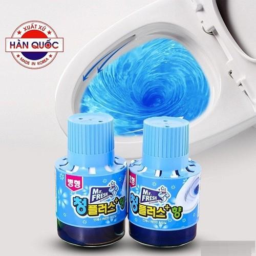 Chai thả bồn cầu tự động làm sạch diệt khuẩn và làm thơm Mr.Fresh - 5791777 , 9818187 , 15_9818187 , 99000 , Chai-tha-bon-cau-tu-dong-lam-sach-diet-khuan-va-lam-thom-Mr.Fresh-15_9818187 , sendo.vn , Chai thả bồn cầu tự động làm sạch diệt khuẩn và làm thơm Mr.Fresh