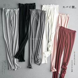 Quần legging ống bó nữ free size