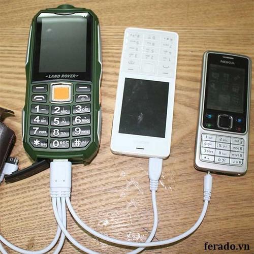 Điện thoại pin khủng C999