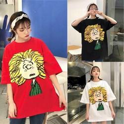 Áo T-shirt in Icon cực xinh