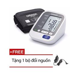 Máy đo huyết áp Omron Hem 7130 + Tặng bộ đổi nguồn AC-Adapter