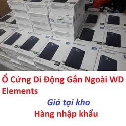 Ổ Cứng Di Động WD Elements 500Gb