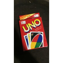 Bài UNO chơi là nghiền
