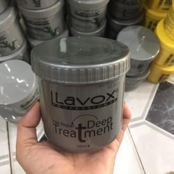 Kem hấp dầu LAVOX phục hồi tóc khô xơ 500ml