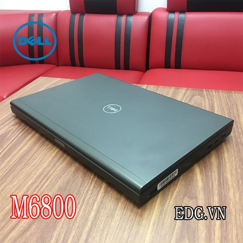 Laptop Dell M6800 Trâu cày tiền cho chủ
