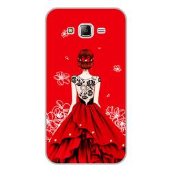 Ốp lưng điện thoại samsung galaxy j7 2015 - girl 5